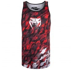 Потник - Venum Tecmo Tank Top - Red/White​