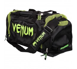 Спортен Сак - Venum Trainer Lite Sport Bag - Black/Neo Yellow​