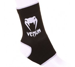 "НАГЛЕЗЕНКИ - VENUM Venum ""Kontact"" Ankle Support Guard - Muay Thai / Kick Boxing - Black​"