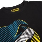 Тениска - Venum Giant Plasma T-shirt - Black/Yellow​