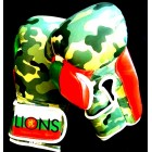 Lions - Боксови ръкавици / Forest Camo limited edition