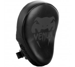 Лапи - Venum Light Focus Mitts - Black/Black (Pair)​ Tреньорски аксесоари