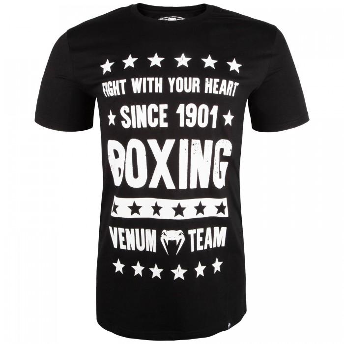 Тениска - Venum Boxing Origins T-shirt - Black