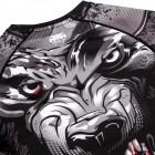Рашгард - Rashguard Venum Werewolf - Short Sleeves - Black/Grey