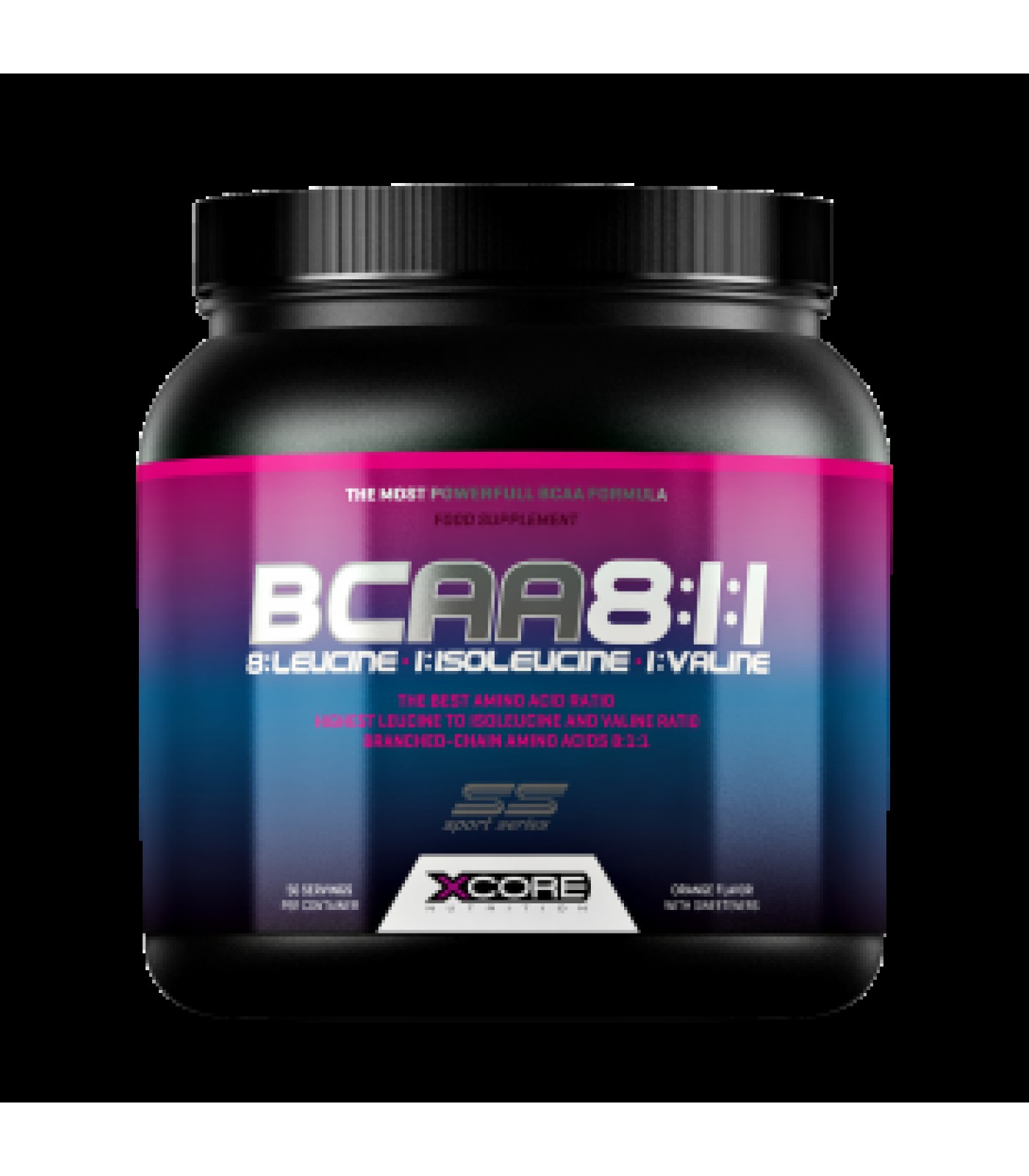 XCORE - BCAA 8:1:1 / 300gr.