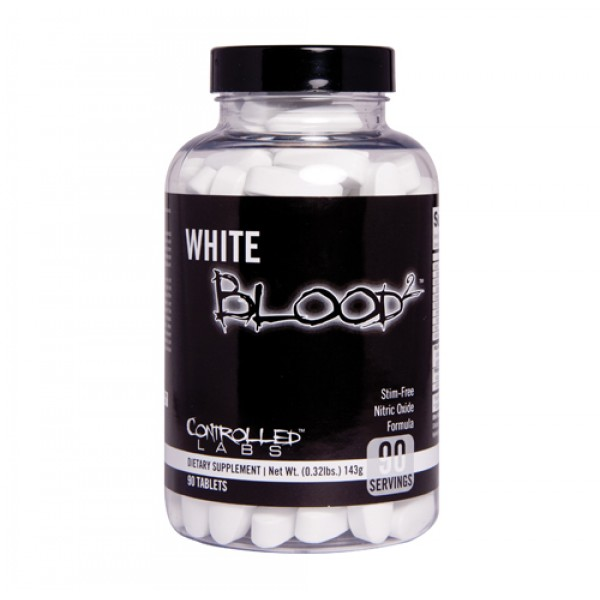 White blood controlled labs