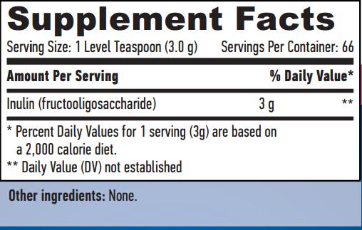 Резултат с изображение за HAYA LABS Prebiotic INULIN supplements