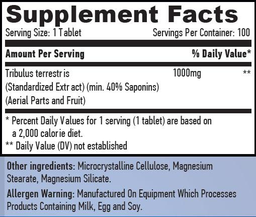 Резултат с изображение за HAYA LABS Tribulus Terrestris 1000 mg. supplement
