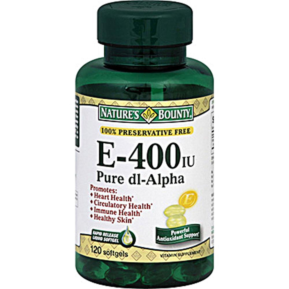 vitamin e cap suls how to take
