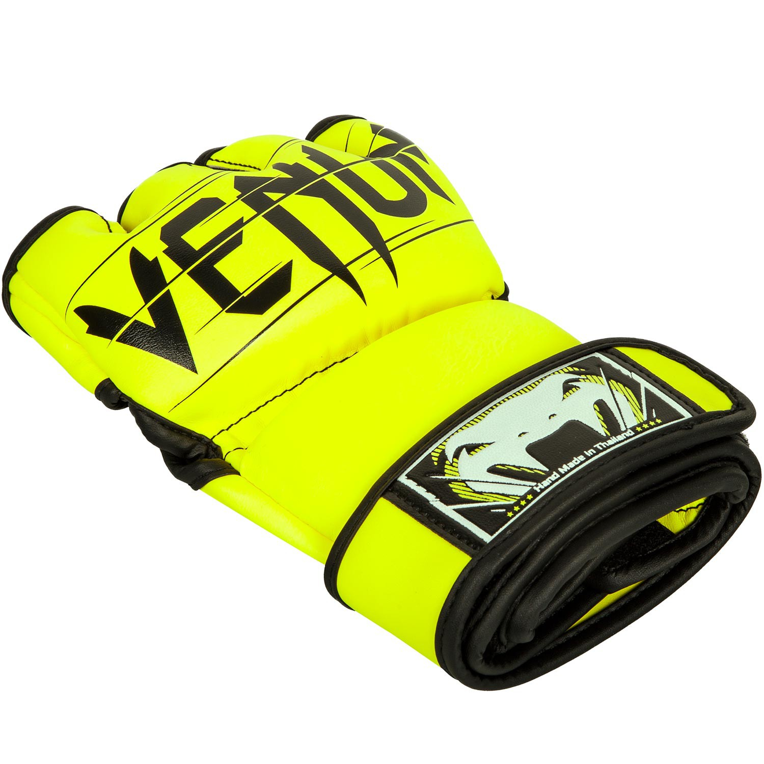 venum undisputed 2 0 mma gloves neo yellow. Black Bedroom Furniture Sets. Home Design Ideas